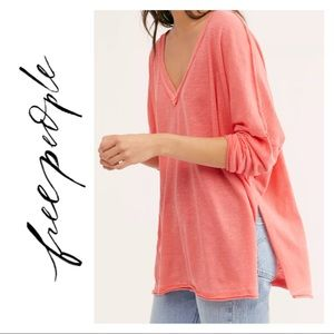 Free People We The Free On My Mind V-Neck Top